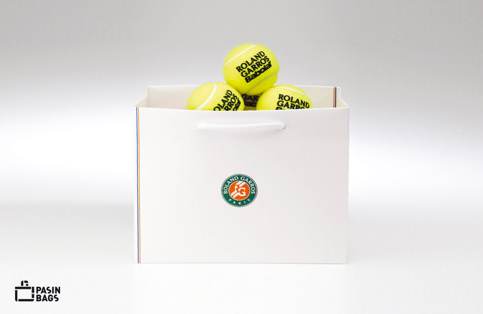 Pasin Bags per Roland Garros