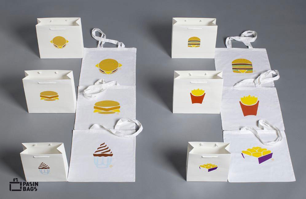 Pasin Bags per McDonald's