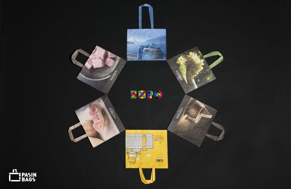 Pasin Bags per Expo 2015