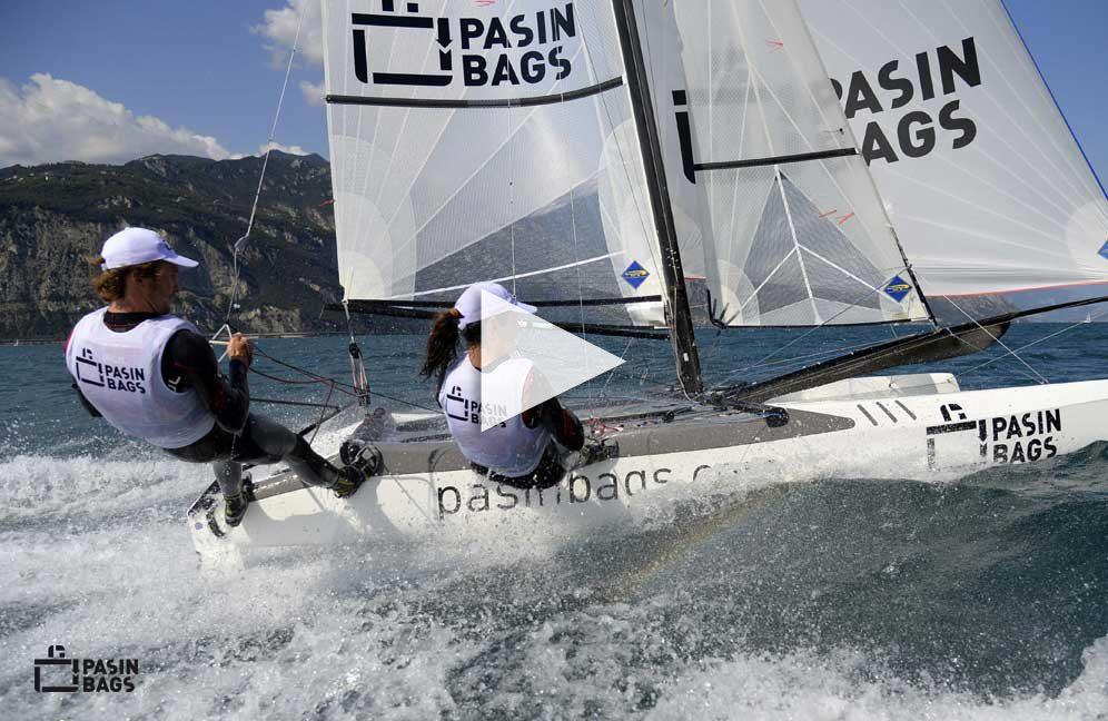Sailing Nacra 17 Pasin Bags