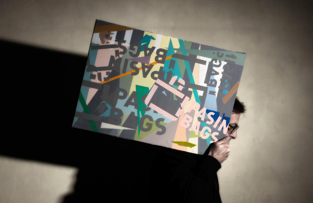 Pasin Bags loves art