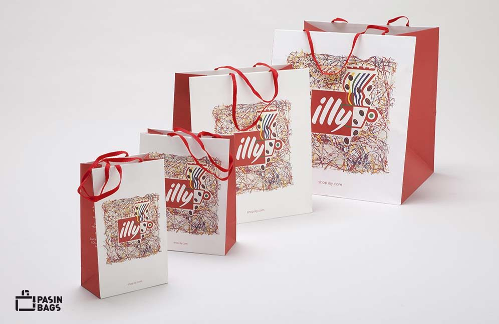 Shopping Bags Illy